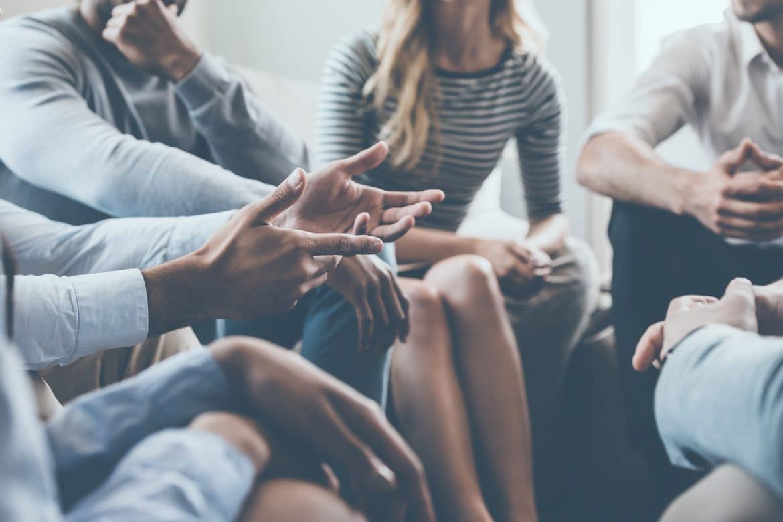 Expertenrunde diskutiert über Performance Management
