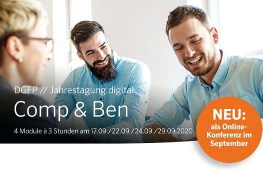 DGFP // Jahrestagung.digital – Comp & Ben