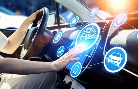 OLG-Urteil zu Touchscreens in Firmenwagen