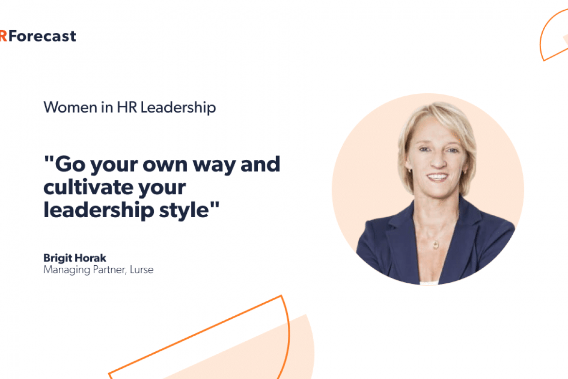 HR Trends: Insights, tips and wisdom of 14 female leaders in HR, with a contribution of Birgit Horak
